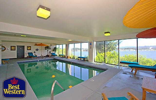 Florence Oregon Hotels Swimming Pool Ocean View